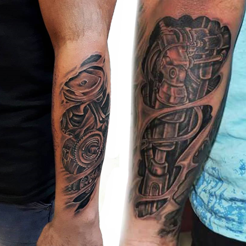 Best Tattoo Shop Nagpur Body Piercing Best Tattoo Artist